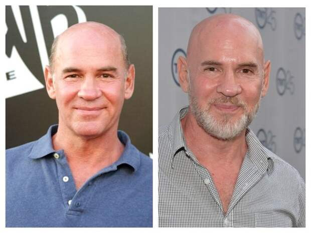 """""""Секретные материалы"""": как выглядят актеры 25 лет спустя..."""