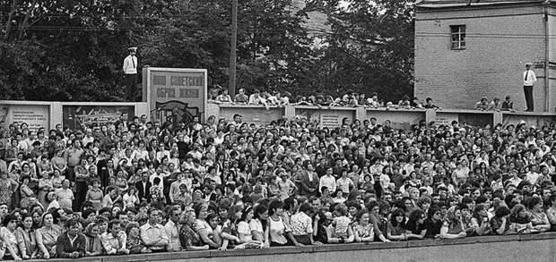 Похороны Высоцкого, 1980 год история, люди, фото