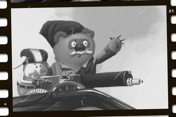 Если бы Винни Пух снимался в кино Винни Пух снимался в кино, интересно, кино, фото