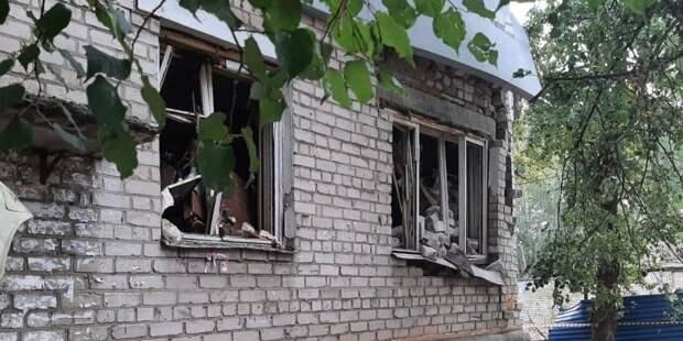 В доме в Нижнем Новгороде случилось ЧП