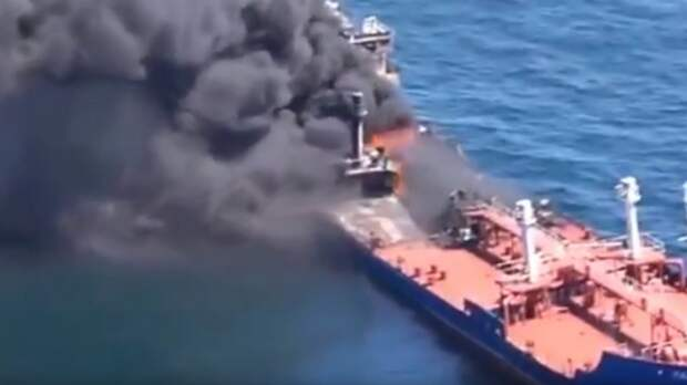 Израиль атаковал иранский танкер всего в30 км отбазы ВМФ РФ вСирии