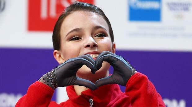 Щербакова: «Командные соревнования дались мне непросто, и я ничуть не расстроена»