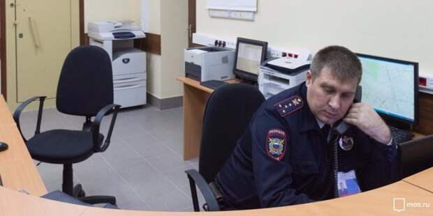 Дебошир с Нижней улицы показал полицейским свое достоинство
