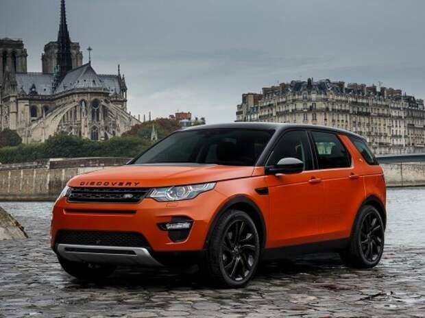 В Land Rover расширят семейства Discovery и Range Rover