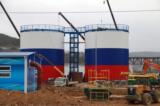 Власти не выявили проблем в работе нового водозабора на Бельбеке