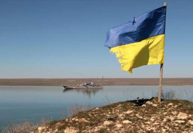 Киев готовится превратить Азовское море в мертвое