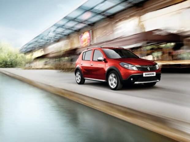 Renault продлевает программу обновления автопарка