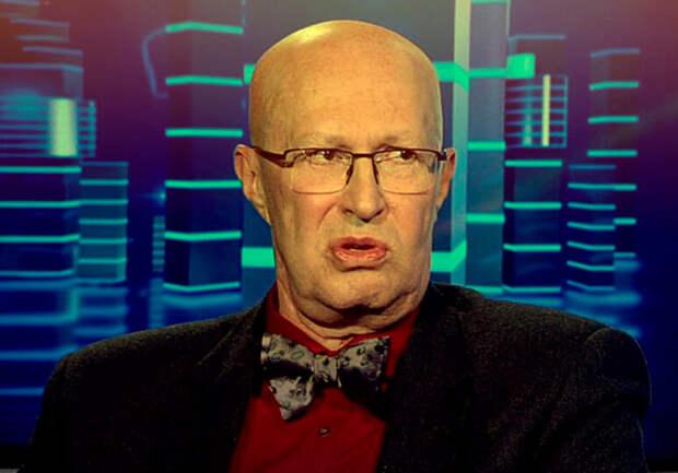 Профессор Соловей принёс свежую «страшную весть» от антипутинских колдунов
