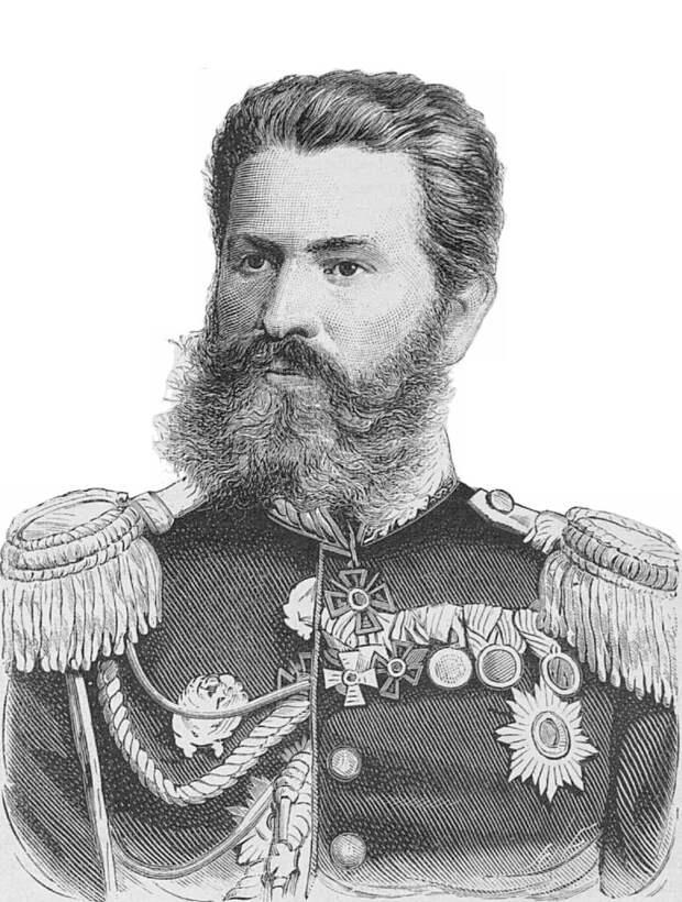 Генерал-майор Алексей Яковлевич Фриде