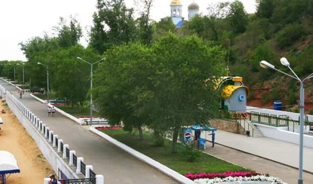 Дизайн-проект обновления Зауральной рощи вОренбурге разработают только к2022 году