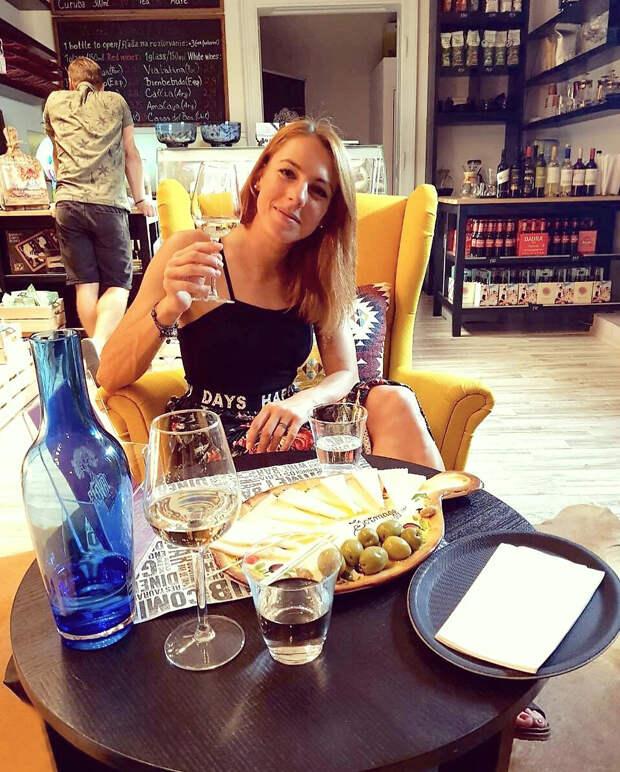 Терезия Полякова (Словакия). 29 лет. Участница Зимних Олимпийских игр в Сочи.