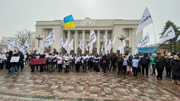 Предприниматели Украины объявили о начале Налогового майдана