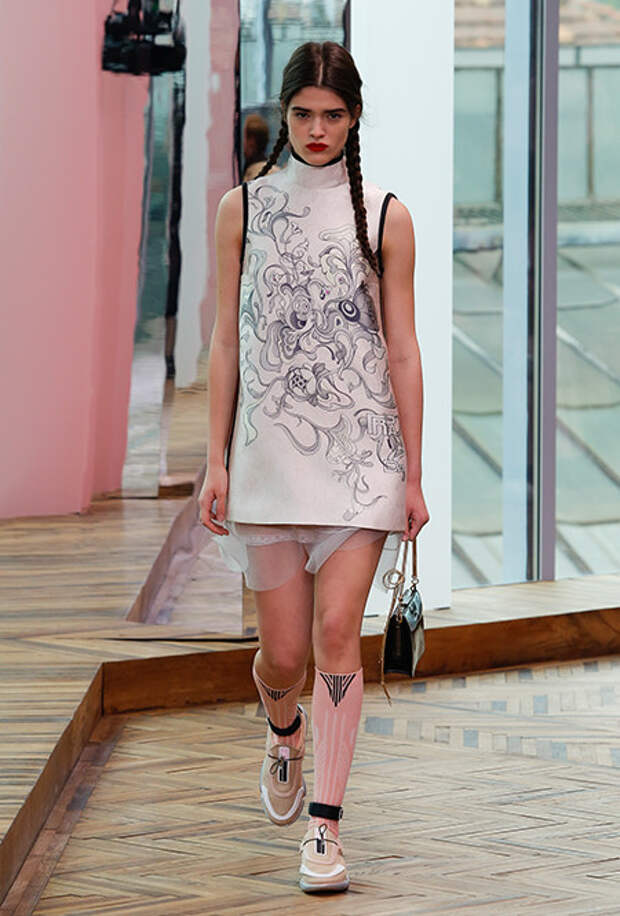 Коллекция Prada Resort 2018
