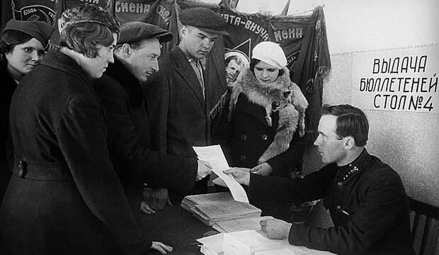 Почему в СССР на выборах выставлялся только один кандидат?