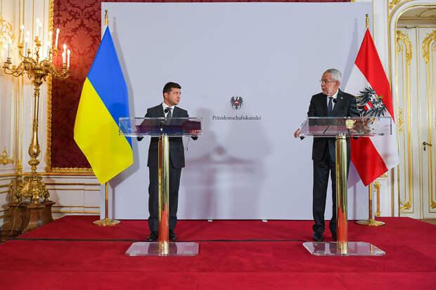 Зеленский считает, что Украина и Россия «потеряли» слово «отношения»