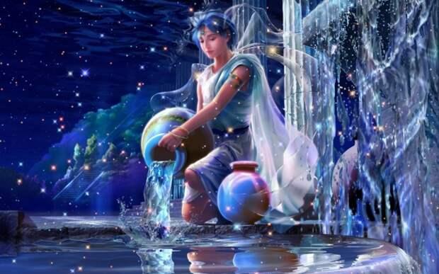 Картинка Водолей, Aquarius