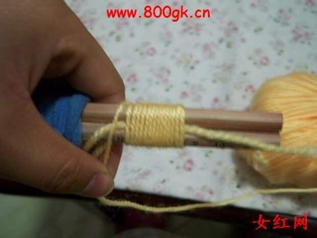 Цветочки крючком для вязания пледов, покрывал, подушек и сидушек (2) (500x375, 92Kb)