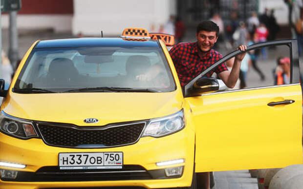 За таксистами установят строгий контроль: с ГЛОНАСС не забалуешь!