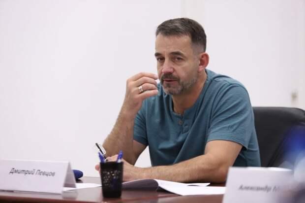 Дмитрий Певцов и общественники СВАО обсудили перспективы кинотеатра «Полярный»