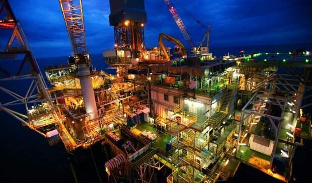 Пять добывающих скважин наШах-Дениз наКаспии вводит вэксплуатацию BP