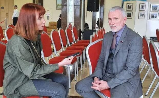 «Развязанная Киевом война продлится не дольше, чем война с Грузией» — депутат Госдумы