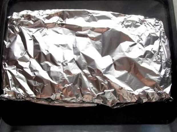 Филе минтая запечённое в духовке