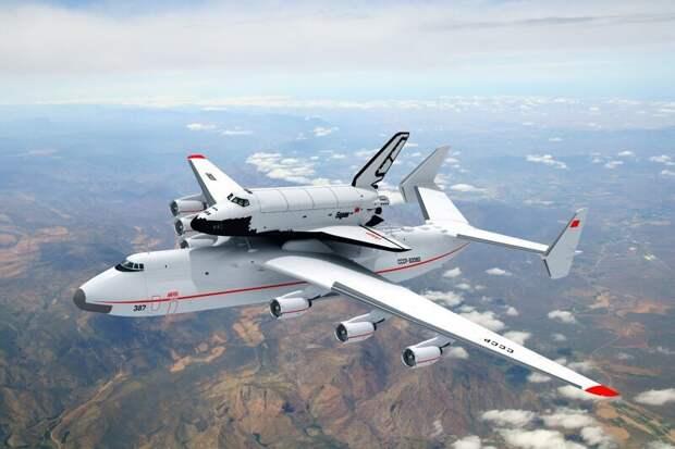 Рекордсмен, каких свет не видывал: Ан-225 «Мрия» авиация, история, самолётостроение