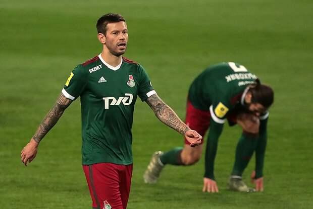 Федора Смолова не взяли в расширенный состав сборной России на Евро-2020
