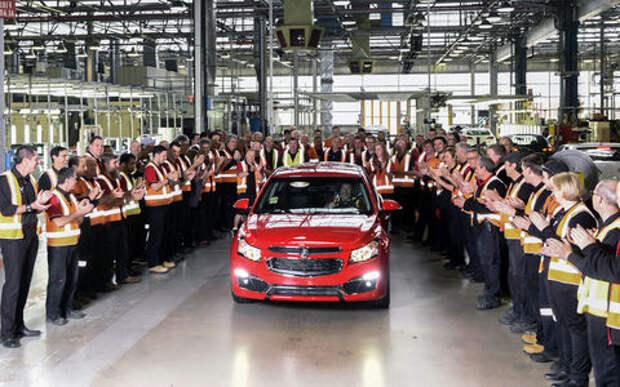GM решила отказаться от Chevrolet Cruze