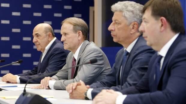 ОПЗЖ призвала мировое сообщество осудить репрессии Зеленского против украинских оппозиционеров