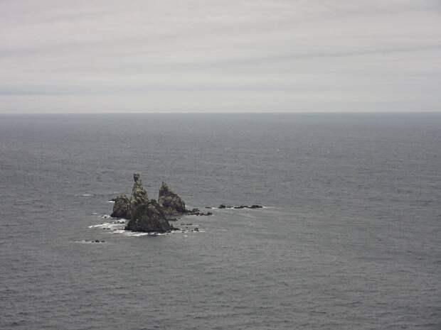 Японское море.