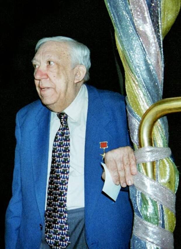 Юрий Никулин проработал в цирке 50 лет