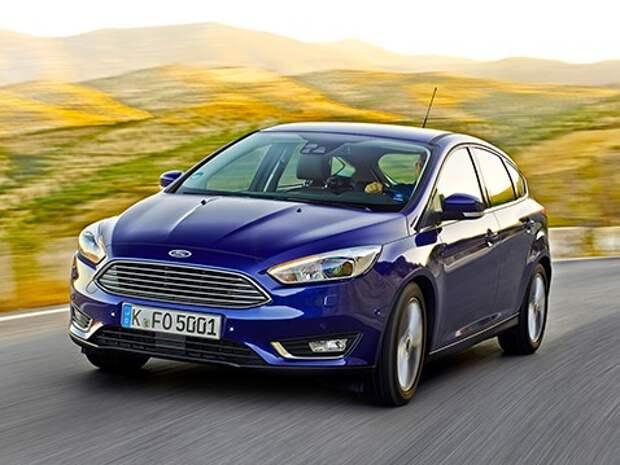 Обновленный Ford Focus: из жизни бывших