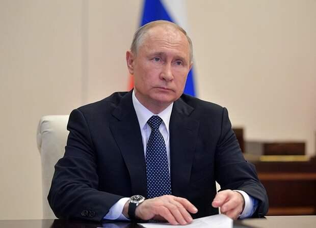 Путин продлил срок государственной службы полпреду в СКФО Юрию Чайке