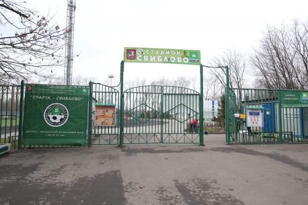 Лыжная трасса стадиона «Свиблово» признана лучшей в округе