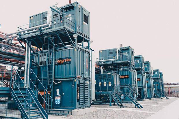 Заводы ТМК впервые наУрале запустили «зеленые» электростанции
