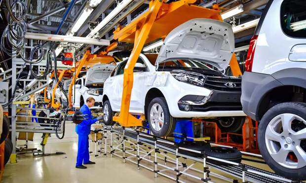 Производство автомобилей в России оказалось под угрозой