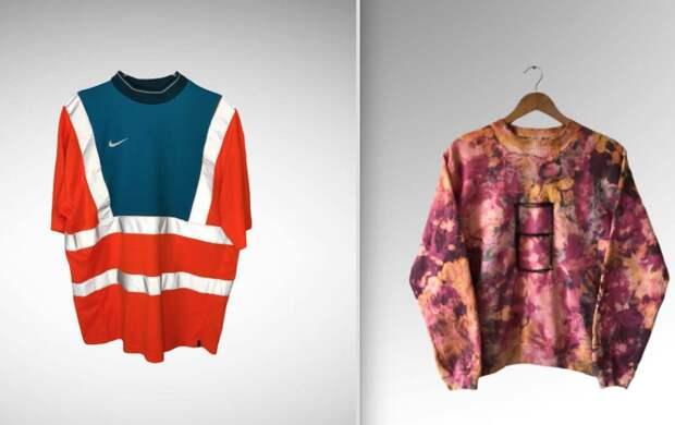 Фэшн из секонд-хенда: дизайнеры из Петербурга дарят старым вещам новую жизнь