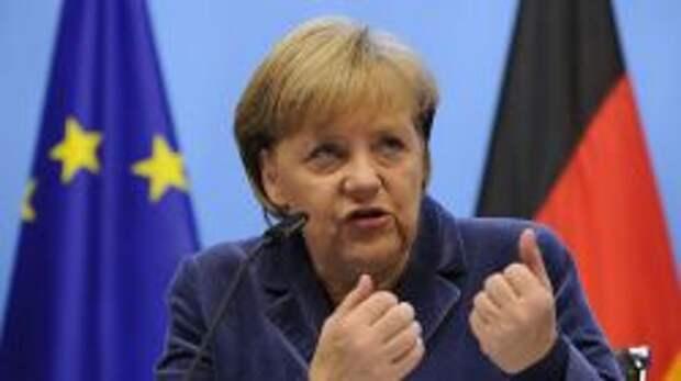 Новость на Newsland: Бундестаг указал Меркель на ошибки в отношениях с Россией