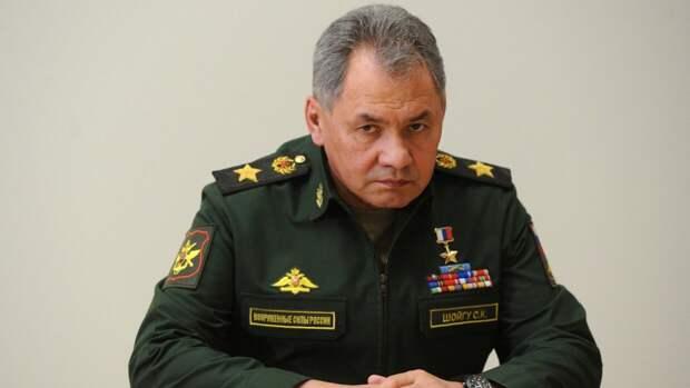 Шойгу анонсировал формирование новых соединений ВС РФ в ответ на угрозы НАТО