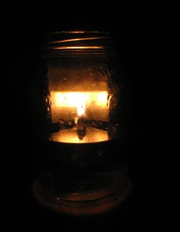 Как сделать лампу, если отключают свет