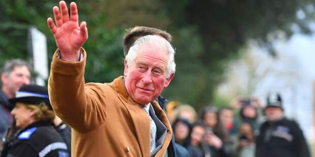 Принц Чарльз привился от COVID-19