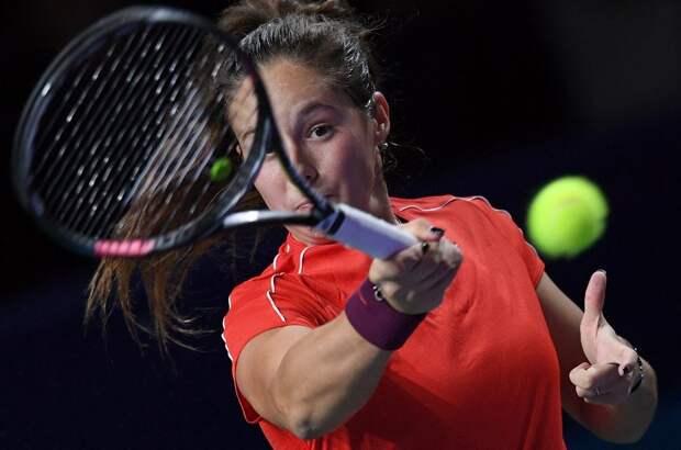 Касаткина вышла в финал турнира WTA впервые с октября 2018 года