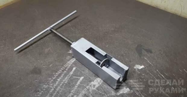 Как сделать съемник подшипников из профильной трубы