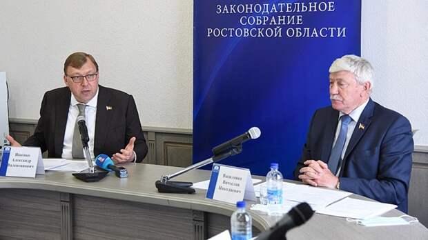 Депутаты Заксобрания Ростовской области обсудили механизм защиты лесных насаждений