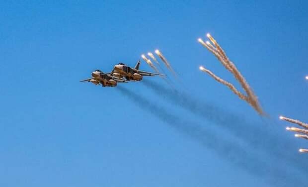 В Ливии впервые показали «российские» бомбардировщики Су-24