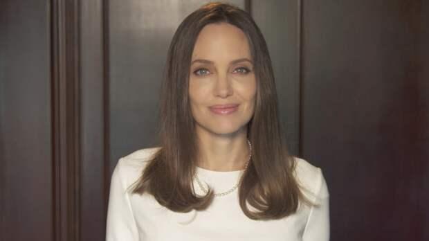 Анджелина Джоли рассказала, почему боялась сниматься в триллере после развода