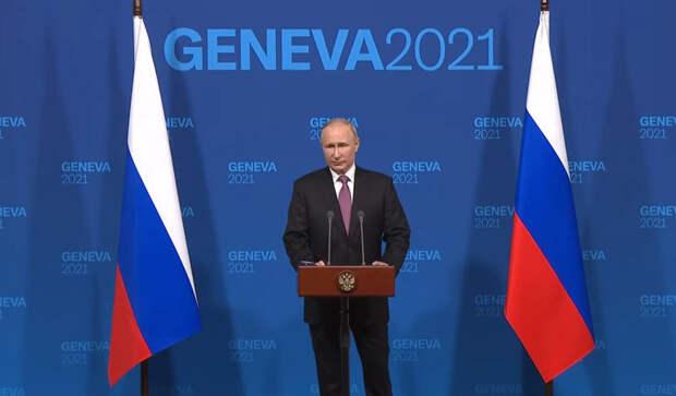 Путин фактически сказал, что мы вернулись. Александр Роджерс
