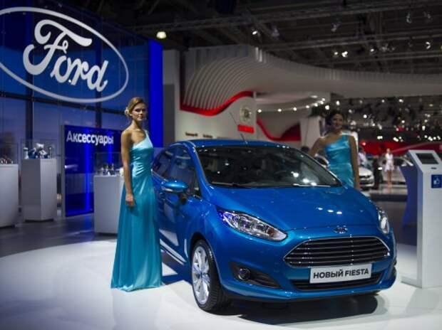 Ford Sollers: «Улучшений на российском авторынке не будет еще два года»