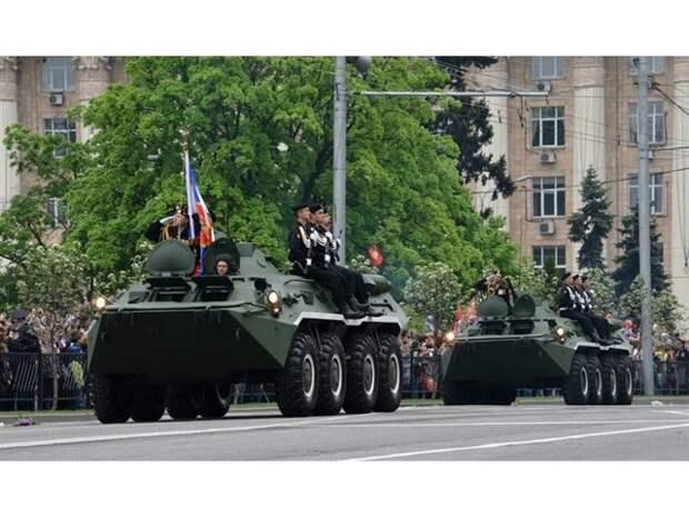 Чёрная смерть — элита армии ДНР и ключи от Мариуполя